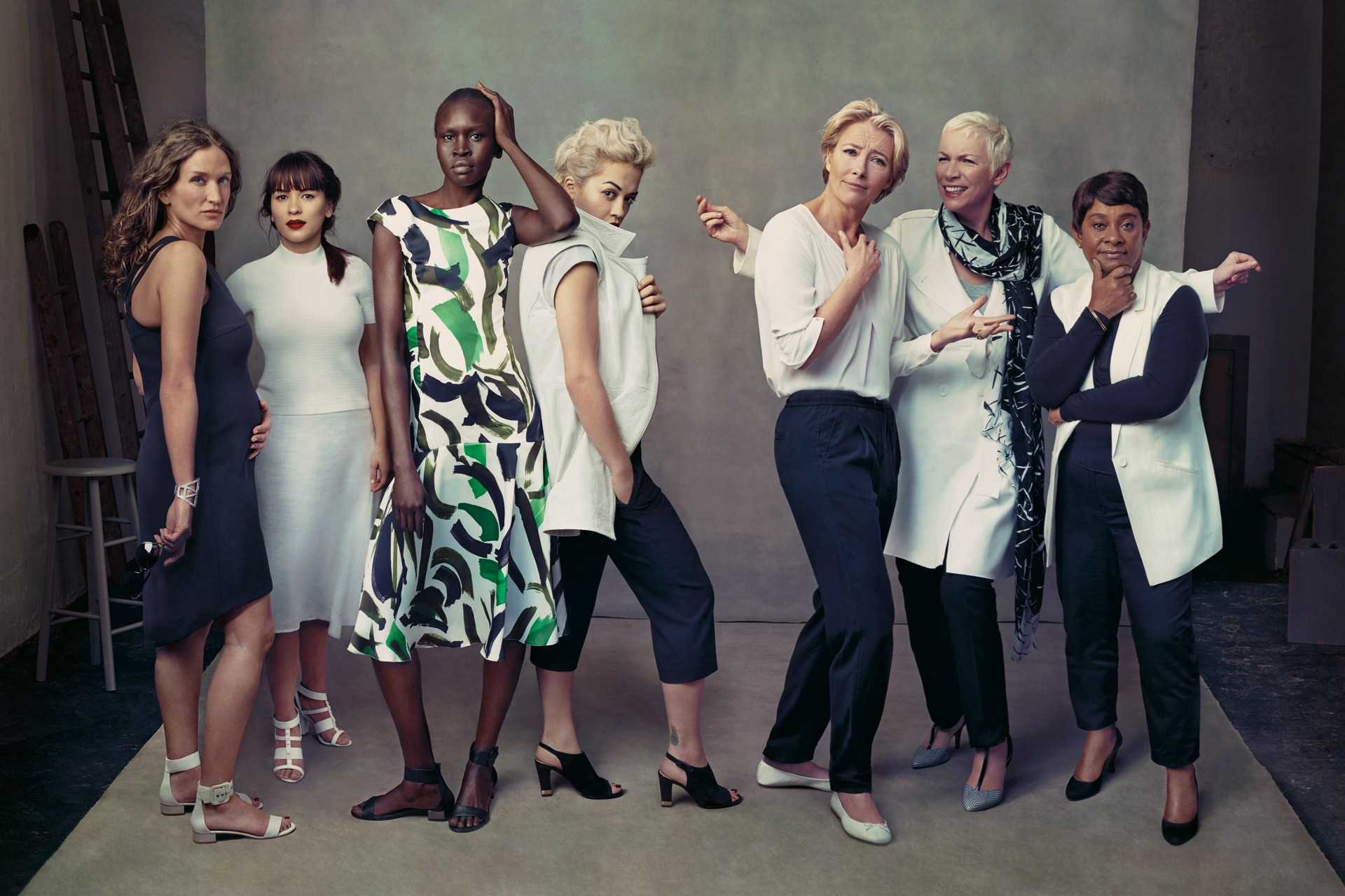 The leading ladies of Marks & Spencer