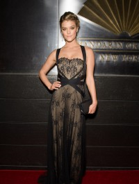 Models turn heads at the New Yorkers for Children Gala
