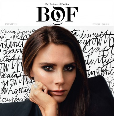 Victoria Beckham is interviewed by The Business of Fashion