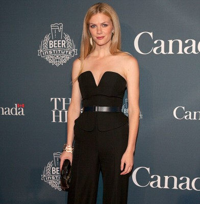 Brooklyn Decker attends the White House Correspondents\' Dinner