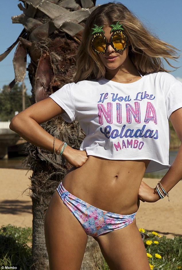 Nina Agdal sizzles in new Mambo shoot
