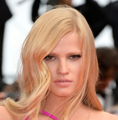 "Lara Stone: ""I was fired for being pregnant"""