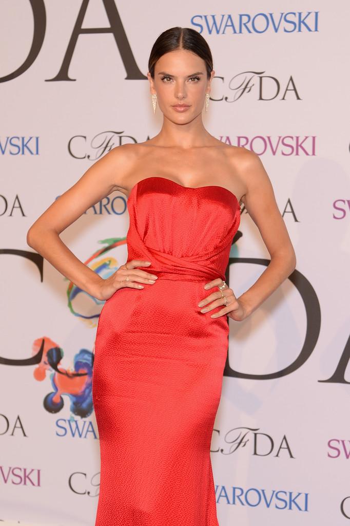 Models dazzle at the CFDA Fashion Awards