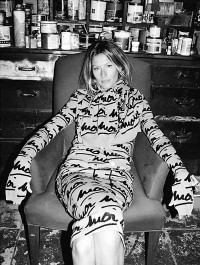 Gisele Bundchen Goes Make up Free for Sonia Rykiel\'s Fall Campaign