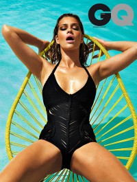 Ana Beatriz Barros Is Scorching Hot In GQ Spain July Issue