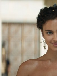 Irina Shayk is a Greek Goddess