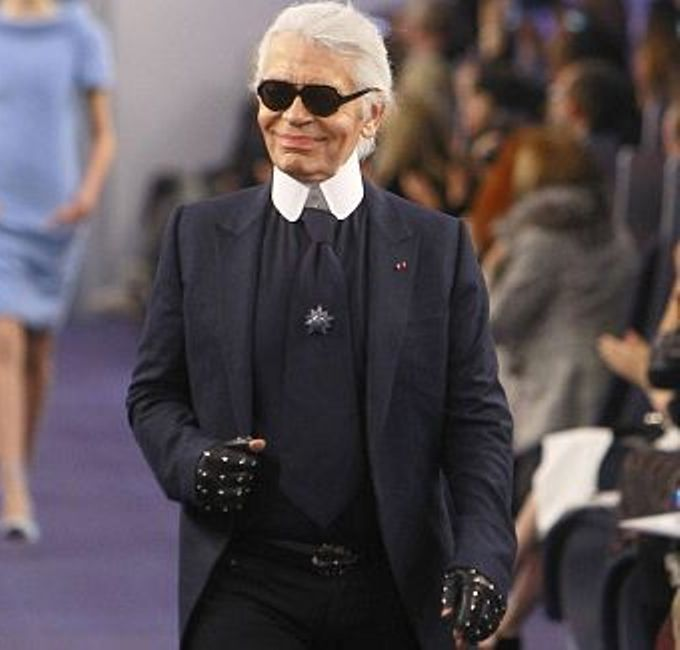 Karl Lagerfeld gets a limited edition Barbie crafted in his image