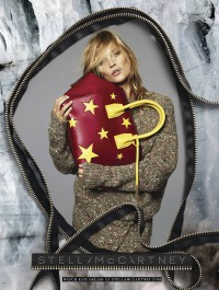Kate Moss stars in new campaign for pal