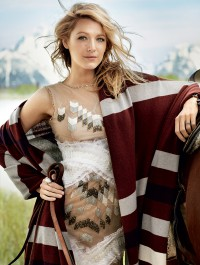 Blake Lively Lands Her Third Vo