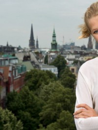Toni Garrn is new ambassador for Plan Deutschland