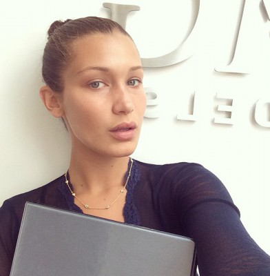 Gigi Hadid\'s sister, Bella Hadid, signs with IMG