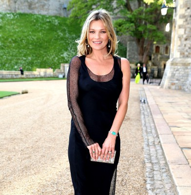 Kate Moss : 40 And Still Queen Of The Fashion Game
