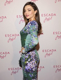 Miranda Kerr dismisses pregnancy rumors