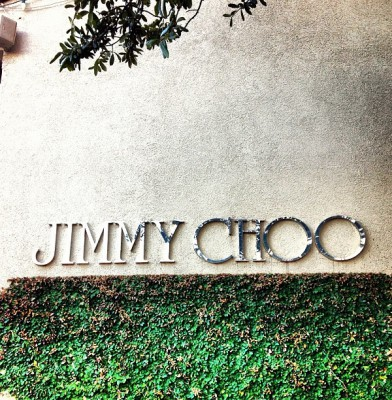 Jimmy Choo plans $1 billion IPO