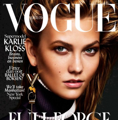 Karlie Kloss Wows In Vogue Netherlands Shoot
