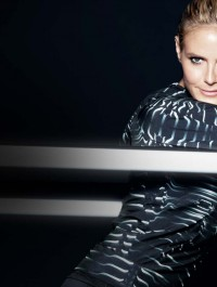 Heidi Klum designs activewear for New Balance