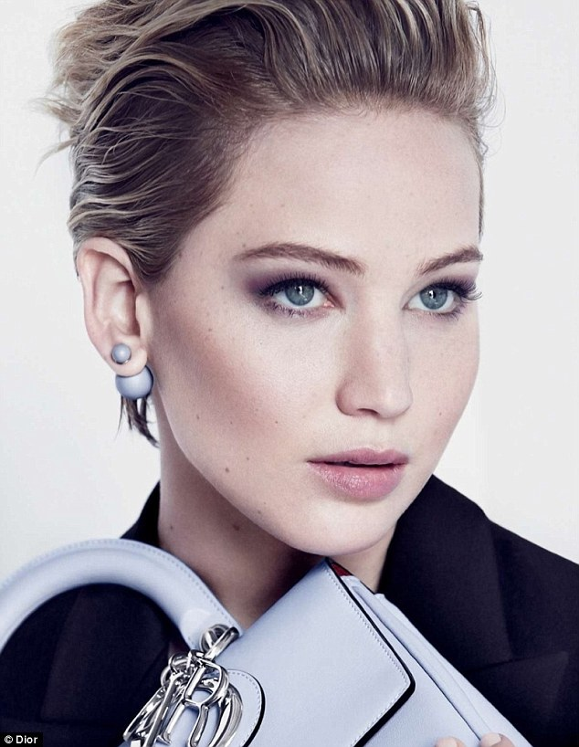 Jennifer Lawrence graces fourth Dior campaign