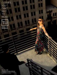 Sainsbury\'s launches TU clothing range online