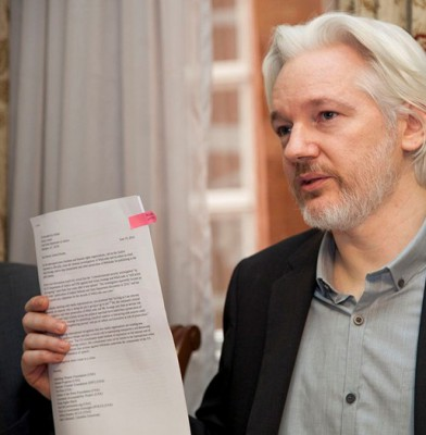 WikiLeaks to Launch Fashion Label In India