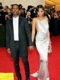 Chanel Iman & A$AP Rocky Split