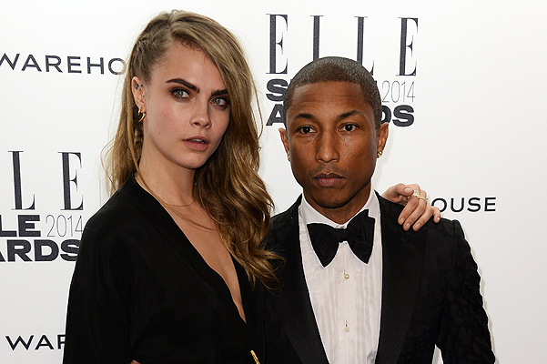 Cara Delevingne & Pharrell Williams star in Chanel Film