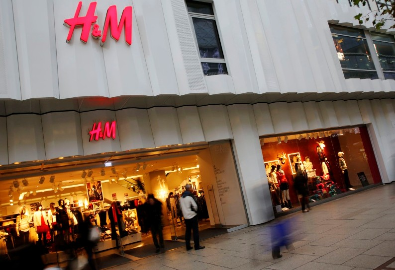 H&M September sales rose at slowest pace in year
