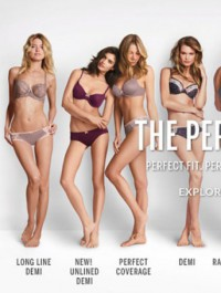 Victoria\'s Secret\'s \'Perfect Body\' Campaign Sparks Outrage