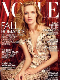 Natalia Vodianova Heads to the Paris Opera Ballet for her November \'Vogue\' Cover