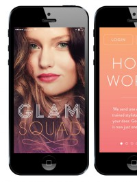 Glamsquad Secures $7 Million For On-Demand Hair Styling And