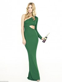 Rosie Huntington-Whiteley dazzles in new Coca-Cola Life campaign