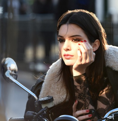 Kendall Jenner Is Estee Lauder\'s New Girl