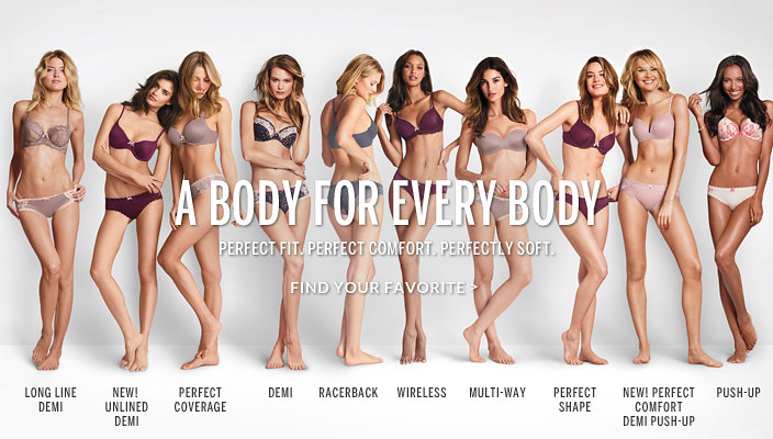 Victoria\'s Secret changes Perfect Body Campaign slogan after public backlash