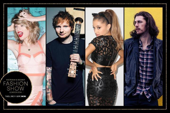 2014 Victoria\'s Secret Fashion Show Lines up Taylor Swift, Ariana Grande & more performers