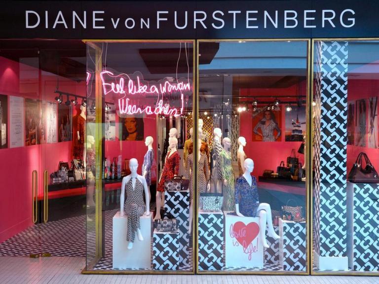 Diane Von Furstenberg To Open Three New California Boutiques
