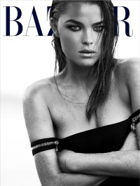 Bambi Northwood-Blyth stuns on december cover of australia\'s Harper\'s Bazaar