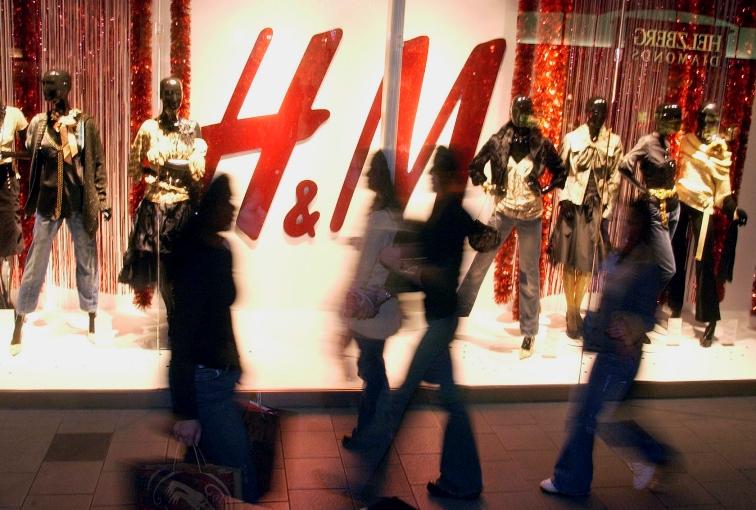 H&M sales surpasses expectations