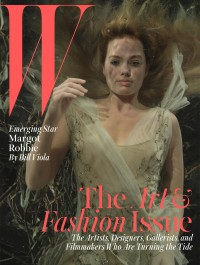 Margot Robbie Is A Bathing Beauty For W Magazine�s Art Issue