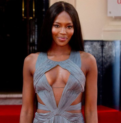 Naomi Campbell Opens Fashion For Relief Pop-up Store In London