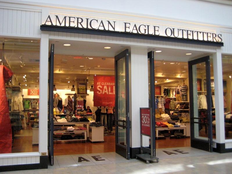 American Eagle Profits Fall