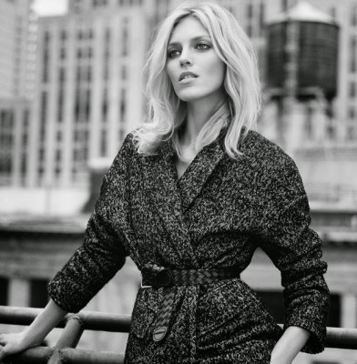 Anja Rubik Is Stylish In Mohito Capsule Collection Campaign