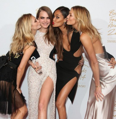 Highlights From The 2014 British Fashion Awards