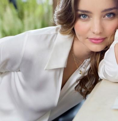 Miranda Kerr is stunning in new Swarovski ad campaign