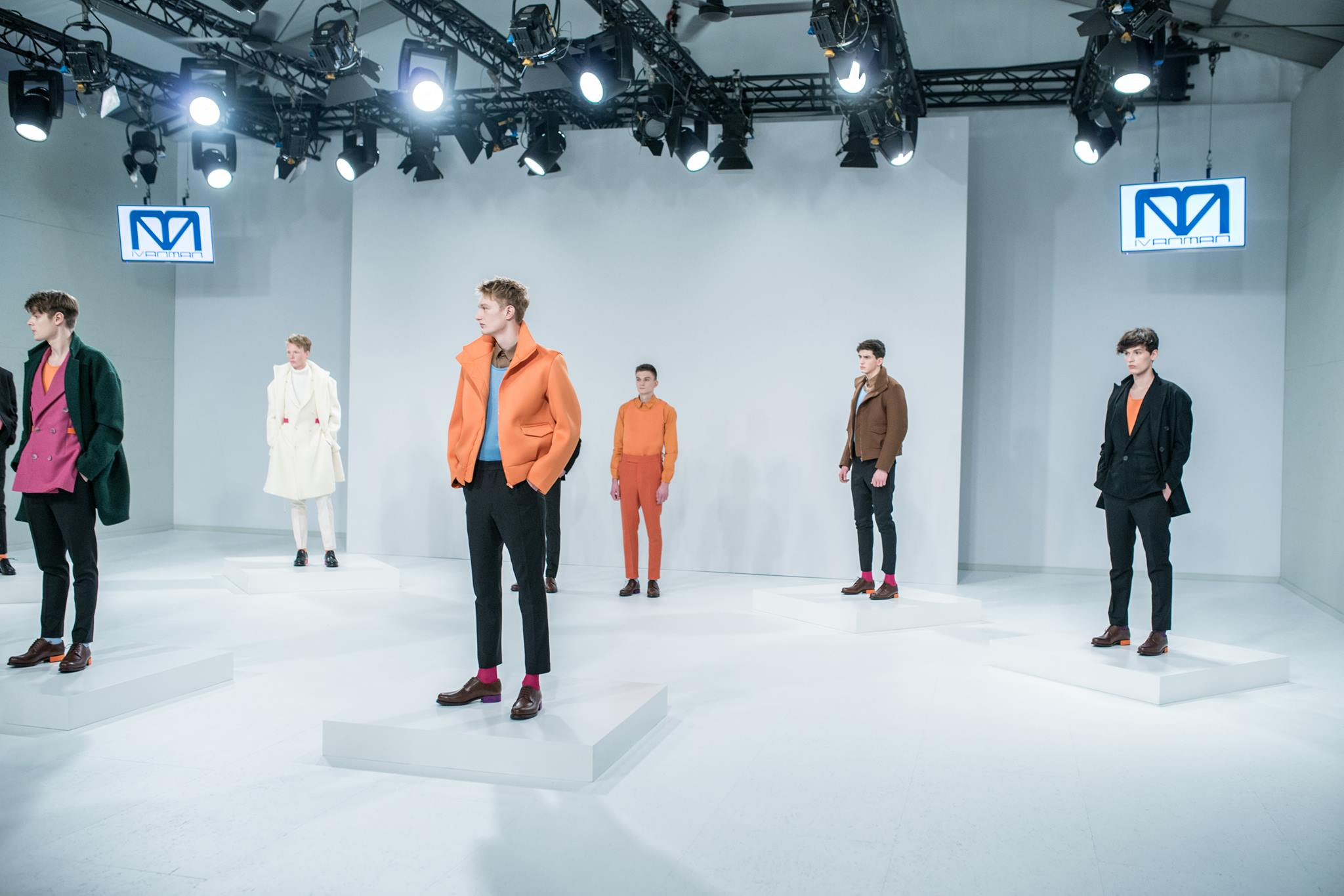See Behind The Curtain: MBFW Berlin - Ivanman