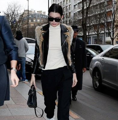 Kendall Jenner steps out in stylish getup during HC Fashion Week