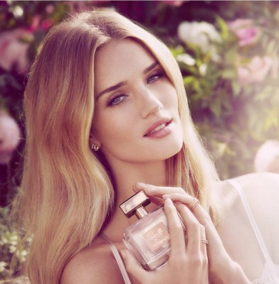 Rosie Huntington-Whiteley Launches First Fragrance