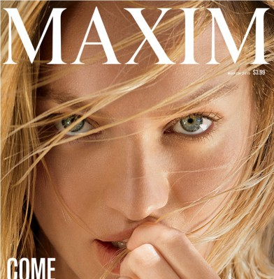 Maxim Finally Gets It Right With New Makeover