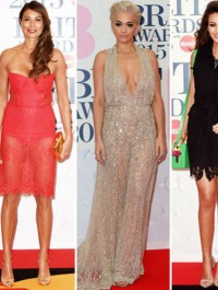 Red-Carpet Highlights From The 2015 Brit Awards