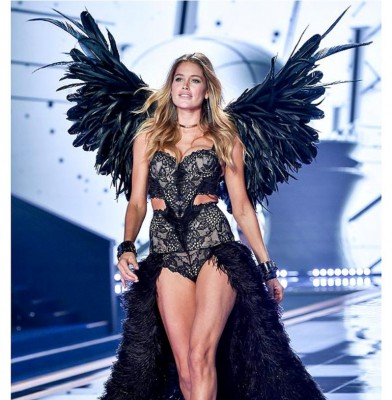 Doutzen Kroes Leaves Victoria\'s Secret After Six Years