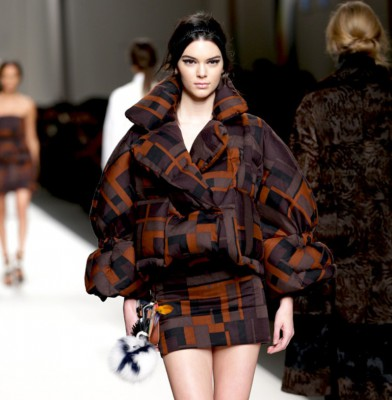 Kendall Jenner Takes Milan Fashion Week by Storm