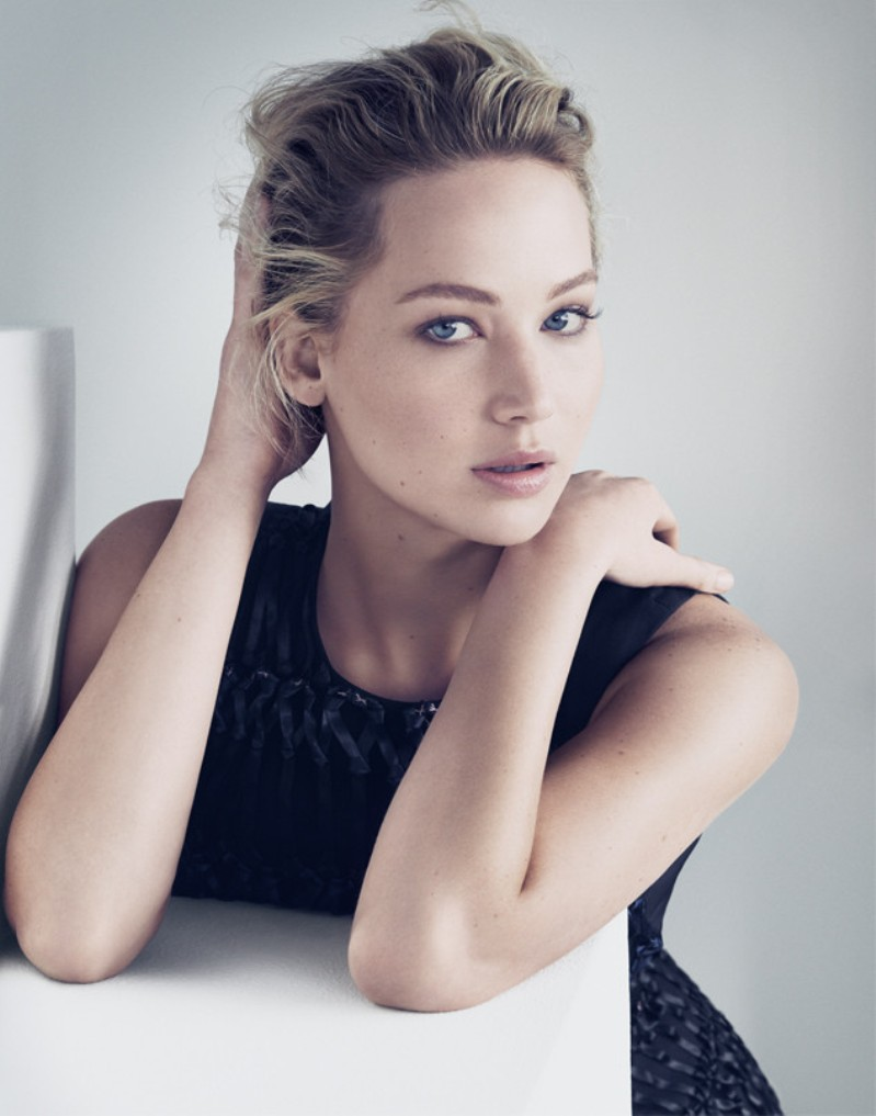 Jennifer Lawrence Is Flawless In New Dior Handbag Campaign